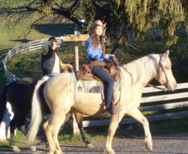 Andare a cavallo nelle Dolomiti / Alto Adige