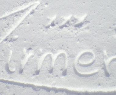 The Seiser Alp in Winter
